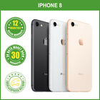 New Factory Unlocked Apple Iphone 8 64/256 Gb Colours Smartphone Local Delivery