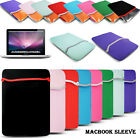 '11 13 15 Inch Laptop Bag Sleeve Case Cover For Macbook Air Pro Hp Dell Asus Uk