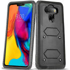 SHOCKPROOF RUGGED ARMOR FULL BODY TANK Phone Case Cover + BUILT SCREEN PROTECTOR