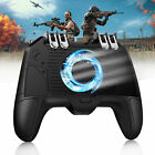 PUBG Mobile Phone Game Gamepad Joystick Controller + Cooling Fan for iOS Android