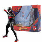 """Miles Morales Spiderman into the Verse Marvel Comic Heroes 7"""" Figure ZD Toys"""
