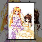 To Love Ru   Golden Darkness Yuuki Mikan  HD Wall Poster Scroll Home Decoration