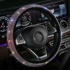Universal Sparkle Luxury Bling Rhinestone Diamond Car Accessories Cover