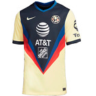 Nike Club America 2020-2021 Home Local Soccer Football Jersey