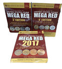 Whitman a Guide Book of US Coins MEGA RED Choose Your Edition