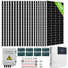 2400W 3200W 4000W Solar Panel Off Grid Kit with 3500W 48V Solar Charger Inverter