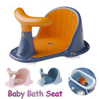 Suction Cups Baby Bath Seat Ring Chair Tub Infant Toddler Bathtub W