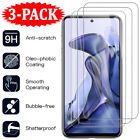 For Xiaomi Mi 11 Lite 10T Pro 9T A3 A2 8 9 3Pcs Tempered Glass Screen Protector
