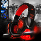 Gaming Wired 3.5mm Gaming Headset Mic For Xbox One X|S PS4 5, PC, Call of Duty