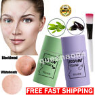 Green Tea Purifying Clay Stick Mask Oil Control Anti-Acne-Eggplant Fine Solid