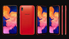 New Samsung Galaxy A10s 32 Gb Android Smart Phone 4 Colours  2gb Ram Unlocked