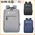 Travel Backpack Bag For PlayStation 5 PS5 Game Console Accessories Storage US