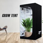 Greenhouse Indoor Plant Growth Tent Reflective 1680D Oxford Mesh Window 4 Sizes