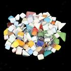 Bright Mosaic Tiles Assorted Craft Glass Pieces Crafting DIY Mosaic Stones