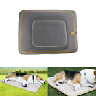 Dog Mattress Washable Thicken Cage Crate Mat Pet Puppy Outdoor Travel Cushions
