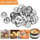 DIY Metal Candle Wick Holder Core Clip Centering Making Tool Kit Supplies Craft