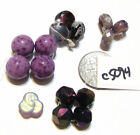 DESTASH BARGAINS - Czech Glass Misc. Lots YOUR CHOICE OF ITEMS WYSIWYG