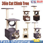 36 inch Cat Tree Tower Post Toy Condo Scratching Post Pet House Activity Centre