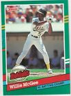 1991 Donruss Baseball Cards Series 2 (387-770 & Inserts) Pick the Cards You Need