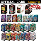 Yu-Gi-Oh Cards Booster Box Korean Ver. NEW / OFFICIAL CARD GAME Made in korea