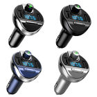 Car V3.0 FM Transmitter Wireless Bluetooth MP3 Player Radios Adapter USB Charger