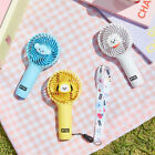 LINE FRIENDS BT21 Baby Hand Fan w/ Strap Tata Chimmy Cooky BTS Official Product