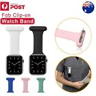 For Apple Watch Fob Clip-on Strap Band Nurse Watch Midwives Doctors 38/40 42/44