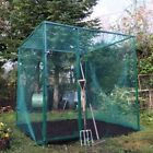 Walk-In Netted Fruit and Veg Cage With Door - Available in 5 Sizes