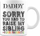 Personalized Gifts Fathers Day Mothers Day Anniversary Birthday Favorite Child