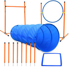 Xiaz Dog Agility Course Equipments, Obstacle Agility Training Starter Kit for Do