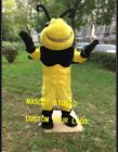 Bee Hornet Mascot Costume Suit Cosplay Party Game Dress Outfit Halloween Fancy @