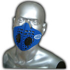 RESPRO® CITY ANTI-POLLUTION BIKE CYCLE FACE MASK BLUE