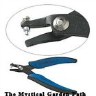 1 Euro Tool Metal Hole Punch Pliers  *1.8mm Or 1.25mm Round Hole