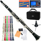 Cecilio 2Series Bb Clarinet ~6 Colors +Stand+Book+Tuner