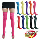 THIGH HIGH OVER THE KNEE SOCKS LOADS OF COLOURS