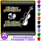 Cello Play For A Pint - Personalised Music T Shirt 5yrs-6XL MusicaliTee 2