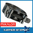Mikalor W4 Heavy Duty Supra TBOLT Hose Pipe Clamps Clips Stainless Steel T Bolt
