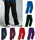 MENS LINED, WIND / WATER RESISTANT, LINED WARM UP PANTS, POCKETS, S M L XL 2X 3X