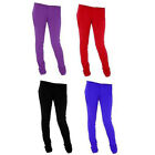 Womens Skinny Fit Drainpipe Cotton Trousers Jeans NEW UK 8-18