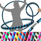 Travel Hula Hoop - Weighted Fitness / Exercise Adult Hula Hoops