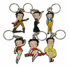 Quality Betty Boop Keyrings Collectable Ideal Gift
