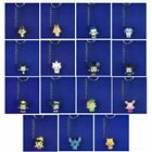 15 NEW DISNEY MICKEY MOUSE & FRIENDS DANGLER CHARMS PULL KEYCHAINS YOU PICK ONE
