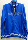 NORTH MELBOURNE KANGAROOS OFFICIAL AFL ZIPPERED & EMBROIDERED SWEAT/TRACK TOP