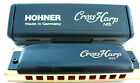 HOHNER CROSS HARP HARMONICA    NEW