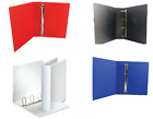 A4 PRESENTATION RING BINDERS 4D BINDER FILE MULTI BUY DISCOUNTS VARIOUS COLOURS