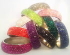 Crystal Bangles - Stunning Indian Handmade  - Rhinestones and Glitter