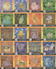 Pokemon 1998 Artbox Action FLIPZ Lenticular Premier Edition Card 1-20 Pick One
