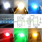 0603 SMD SMT LED Lights Lamp White,Warm White,Red,Blue,Green,Amber, DIY Kits Car