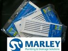 "GAS MARLEY White Ventilation ventilator Grille Wall Air Vent 9"" x 9"""