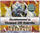 Yu-gi-oh Hidden Arsenal 2 Super Rare Card Selection 001 to 025 Mint 1st Edition